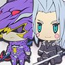 Final Fantasy Trading Rubber Strap Vol.3 6 pieces (Anime Toy)