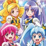 Character Sleeve Pretty Cure All Stars the Movie Spring Carnival HappinessCharge PreCure! (EN-061) (Anime Toy)