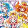 Character Sleeve Pretty Cure All Stars the Movie Spring Carnival Go! Princess Pretty Cure (EN-062) (Anime Toy)