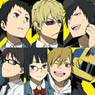 Durarara!!x2 A3 Clear Poster B (Anime Toy)
