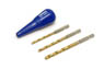 HG One Touch Pin Vice Set (L) (Hobby Tool)
