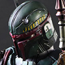 Star Wars Variant Play Arts Kai Boba Fett (PVC F...