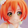 Hoshizora Rin LoveLive! First Fan Book Ver. (PVC Figure)