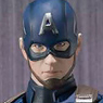 S.H.Figuarts Captain America (Completed)