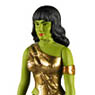ReAction - 3.75 Inch Action Figure: Star Trek / Series 2 - Vina (Completed)