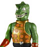 ReAction - 3.75 Inch Action Figure: Star Trek / Series 2 - Gorn (Completed)