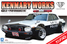 LB Works Kenmeri 4Dr Patrol Car (Model Car)