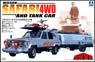Safari 4WD & Tank Car (Model Car)