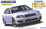 Subaru Legacy B4 RSK / RS30 w/Window Frame Masking Seal (Model Car)