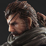 Metal Gear Solid V The Phantom Pain Play Arts Kai Venom Snake Splitter ver. (PVC Figure)