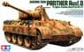 ドイツ戦車 パンサーD型 (プラモデル)
