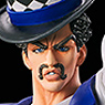 Statue Legend [JoJo`s Bizarre Adventure Part 1] Will Anthonio Zeppeli (PVC Figure)