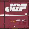 Container Type Rubber Pass Case JR Freight [Type 19D] (Railway Related Items)
