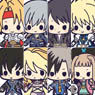 Rubber Strap Collection Tales of Friends Anniversary vol.2 8 pieces (Anime Toy)
