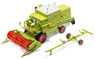 Claas Dominator 85 Combine (Diecast Car)
