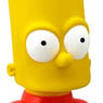 the Simpsons/ Bart Simpson Bust Bank (Completed)