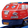 Chuggington Plarail CT-07 Jackman (Touch DE! Talk Correspondence) (1-Car) (Plarail)