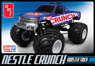 Nestle Crunch Monster Truck (Snap Kit) (Model Car)
