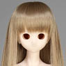 50cm Wig New Long Hair 7-8inch (Ash Gold) (Fashion Doll)