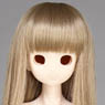 50cm Wig New Long Hair 8-9inch (Ash Gold) (Fashion Doll)