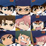 [Ace of Diamond] Trading Mini Clear File w/Post Card 12 pieces (Anime Toy)
