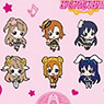 Love Live! Decoration Seal 9 pieces (Anime Toy)