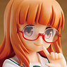 Takebe Saori with 1/350 M3 Lee (PVC Figure)