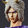 Super Figure Action [JoJo`s Bizarre Adventure] Part VI 76. Weather Report (Hirohiko Araki Specify Color) (PVC Figure)