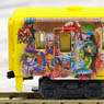The Railway Collection JR Kiha125 [Romancing SaGa] Wrapping (2-Car Set) (Model Train)