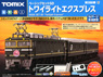 Basic Set SD `Twilight Express` (3-Car Set) (Track Layout Pattern A) (Model Train)