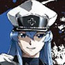 Character Sleeve Akame ga Kill! Esdeath (EN-084) (Anime Toy)