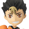 Playgure feat.Haikyu!! PG06 Nishinoya Yu (PVC Figure)