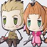 Final Fantasy Trading Rubber Strap Vol.4 6 pieces (Anime Toy)