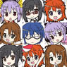 Non Non Biyori Trading Rubber Strap 10 pieces (Anime Toy)