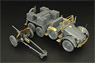 Kfz.69 Krupp with 3.7cm Pak (Etching Parts for Tamiya) (Plastic model)