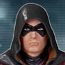 Batman Arkham Knight - DC 6 Inch Action Figure #06: Robin (Completed)