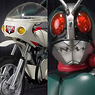 S.H.Figuarts Kamen Rider Old 2nd & Cyclone (Remodeling Ver.) Set (Completed)