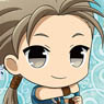 [Genso Suikoden] Can Badge [II Jowy] (Anime Toy)