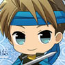 [Genso Suikoden] Can Badge [II Flik] (Anime Toy)