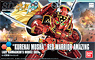 Red Warrior Amazing (SDBF) (Gundam Model Kit...