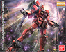 Gundam Amazing Red Warrior (MG) (Gundam Model Kits)