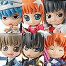 Petit Chara Land Gintama autumn & winter? Psychedelic Party ver. 6 pieces (PVC Figure)