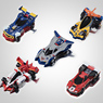 C.F.C. Cyber Formula Collection Vol.4 (TV Edition) 5 pieces (Completed)