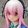Super Sonico: Office Lady Ver. (PVC Figure)