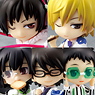 Toys Works Collection 2.5 Durarara!!x2 Vol.2 6 pieces (PVC Figure)