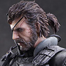 Metal Gear Solid V The Phantom Pain Play Arts Kai Venom Snake Sneaking Suit ver. (PVC Figure)