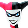 THE NEW BATMAN ADVENTURES/ Haley Quinn 5.5 inch Bendable Figure (Completed)