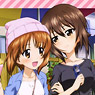 Nishizumi Miho & Maho Water-repellent Shawl Tote Bag (Anime Toy)