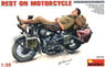 Rest on Motorcycle (Plastic model)