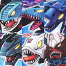 Transformers Gum 9th 8 pieces (Shokugan)